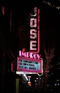 San Jose Improv Comedy Club