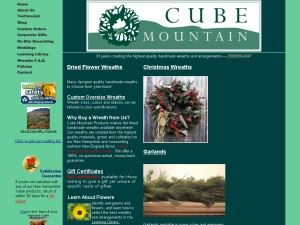 Cube Mountain Products
