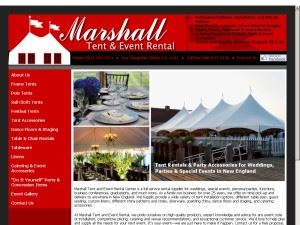 Marshall Tent & Event Rental