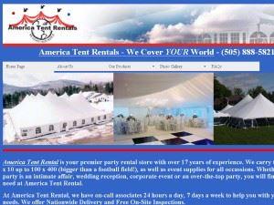 America Tent Rentals