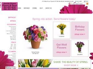 Antrim Sisters Flowers & Décor