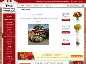 Trites Flower Shop