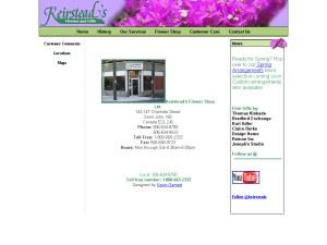 Keirstead's Flower Shop Ltd.