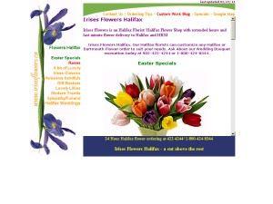Irises Flowers Halifax