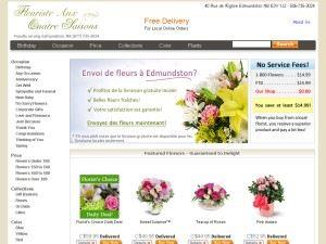 Fleuriste Aux Quatre Saisons
