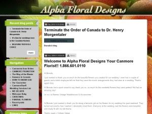 Alpha Floral Designs