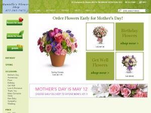 Danielle's Flower Shop