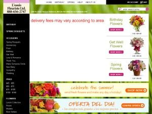 L'oasis Fleuriste Ltd