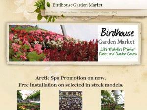 Birdhouse Garden Market
