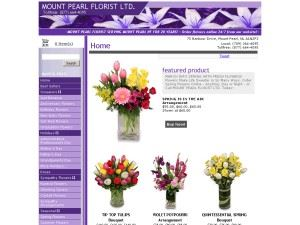 Mount Pearl Florist (1989)ltd