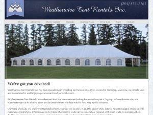 Weatherwise Tent Rentals