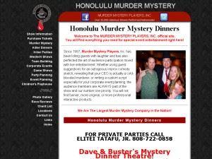 Murder Mystery Players, Inc.