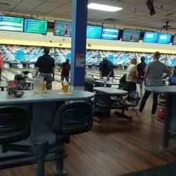 Brunswick Zone Tri-City Bowl