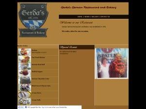 Gerda's Restaurant & Bakery