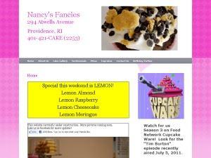 Nancy's Fancies Cakes