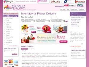 Pickup Flowers