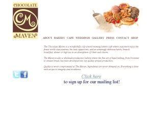 Choclate Maven Bakery & Café