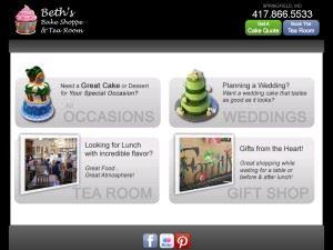 Beth's Bake Shoppe & Tea Room