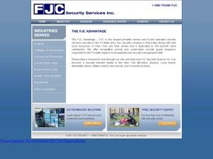 Fjc Security Services Inc
