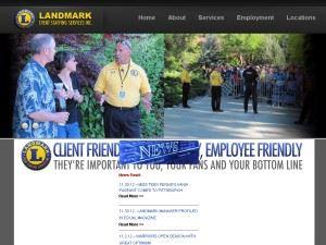 Landmark Event Staffing Services