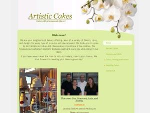 Artistic Cakes Online