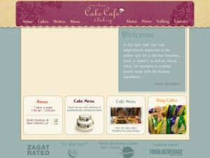 New Orleans Cake Cafe & Bakery