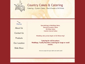 Country Cakes And Catering