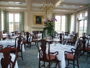 The Dining Room At Ford's Colony