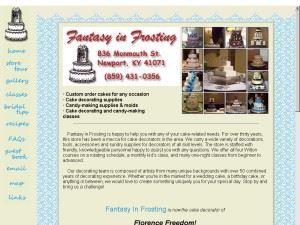Fantasy In Frosting