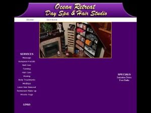 Ocean Retreat Day Spa & Hair Studio