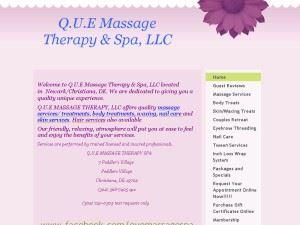 Q U E Massage Therapy & Spa