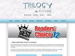 Trilogy Salon And Day Spa