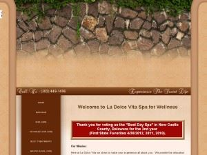 La Dolce Vita Spa For Wellness