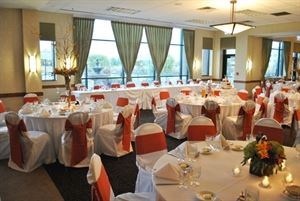 The Lakeview Banquet Rooms At Park Center
