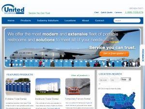 United Site Services Portable Toilets