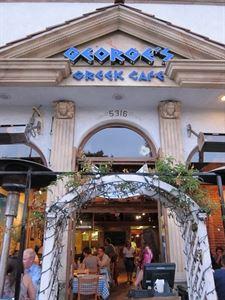 Georges Greek Cafe