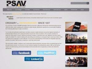 Swank Audio Visuals