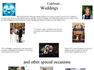 Celebrate Wedding