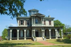 The Jemison-Van De Graaff Mansion