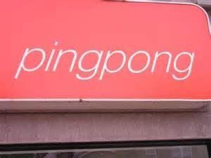 Ping Pong Restaurant