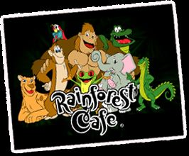 Rainforest Cafe - Tempe Arizona Mills