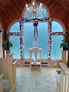 The Crystal Wedding Chapel