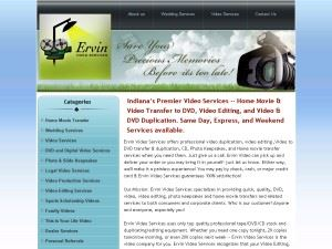 Ervin Video Services