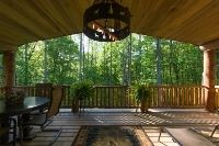 Antler Log Cabin Vacation Rentals