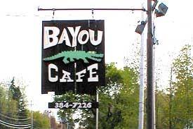Bayou Café