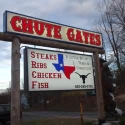 Chute Gates Steakhouse & Saloon