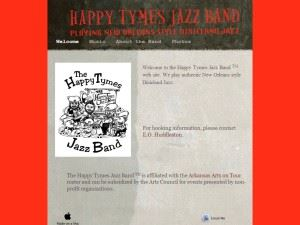 The Happy Tymes Jazz Band