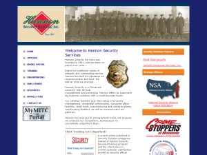Hannon Security Service