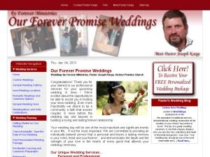 Our Forever Promise Weddings