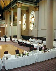 Pittsburghs Grand Hall